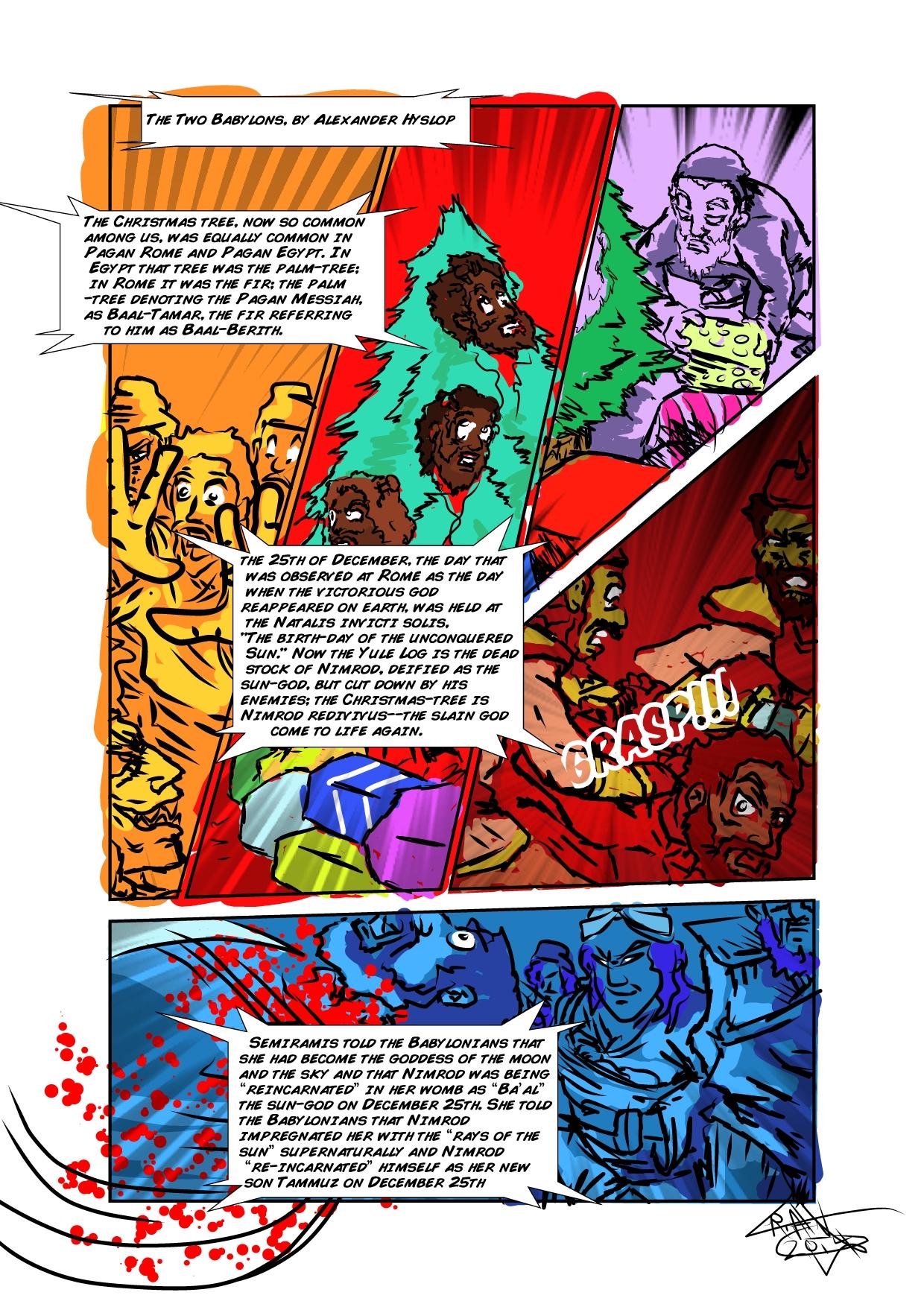 Afroboy (Graphic novel) | RealArtWorkz