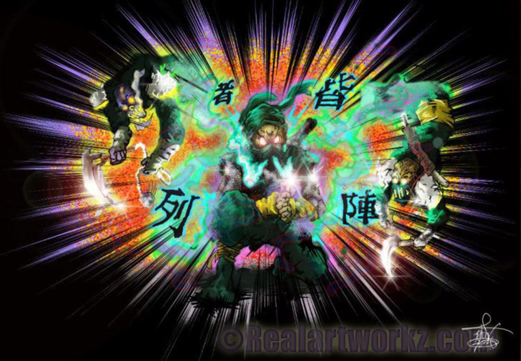 nimpobeats shinobi no jutsu