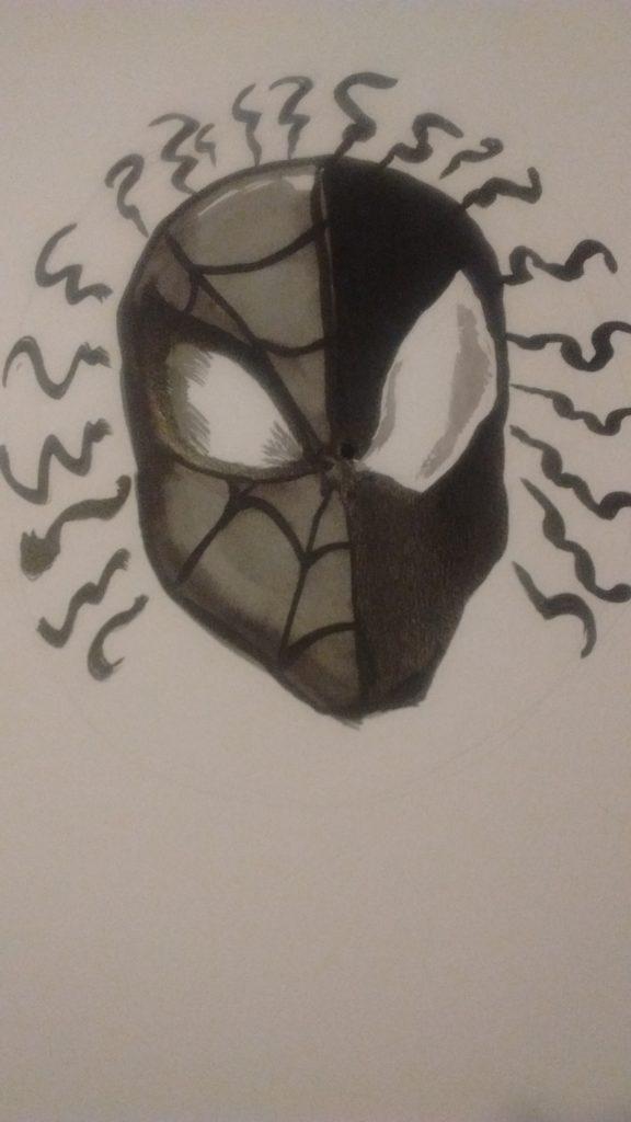 spiderman radioactive